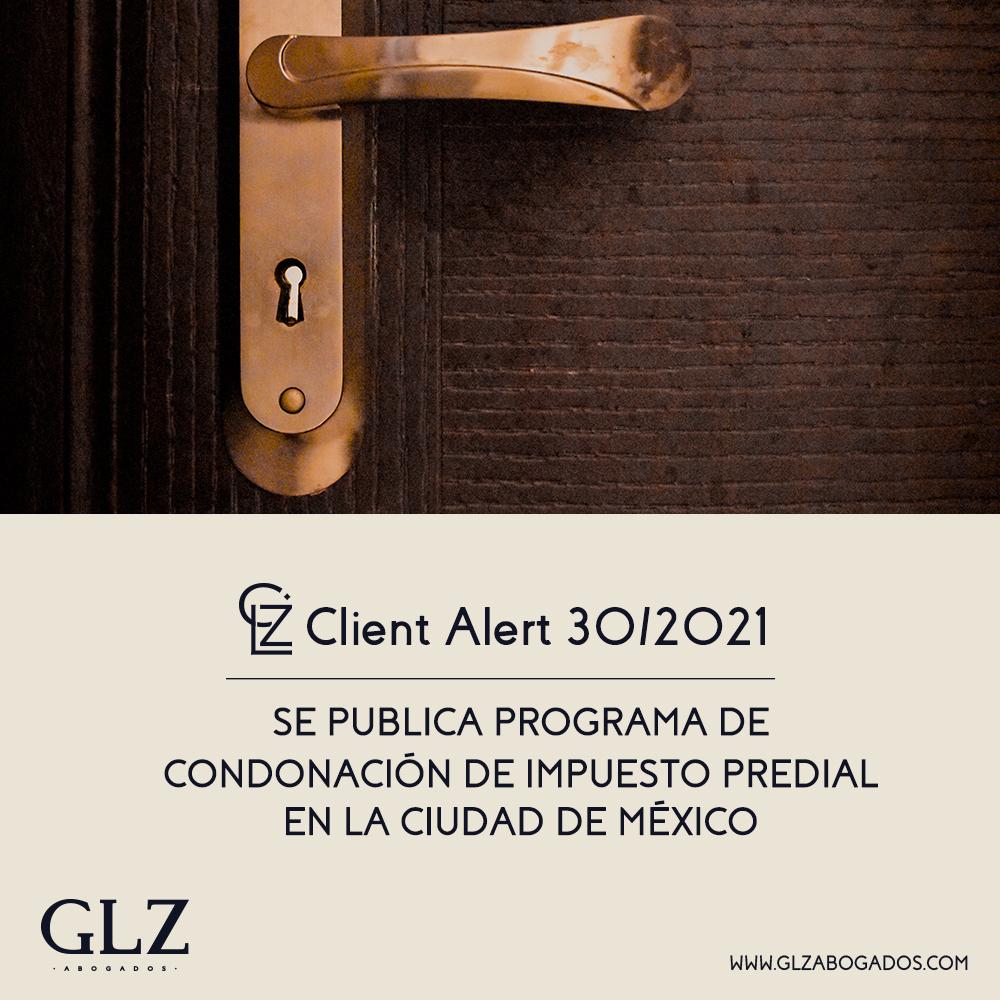 SE PUBLICA PROGRAMA DE CONDONACIÓN DE IMPUESTO PREDIAL EN LA CIUDAD DE MÉXICO